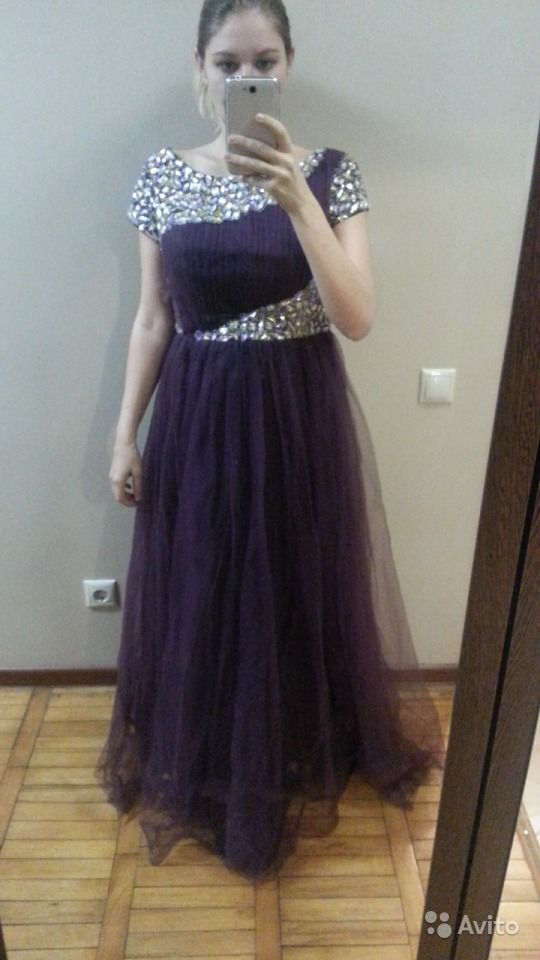 Купить Платье Вечернее Авито Москва