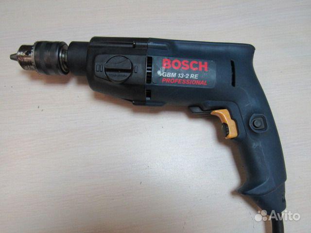 Дрель Bosch GBM 13-2 RE. Свердловская область, Тавда