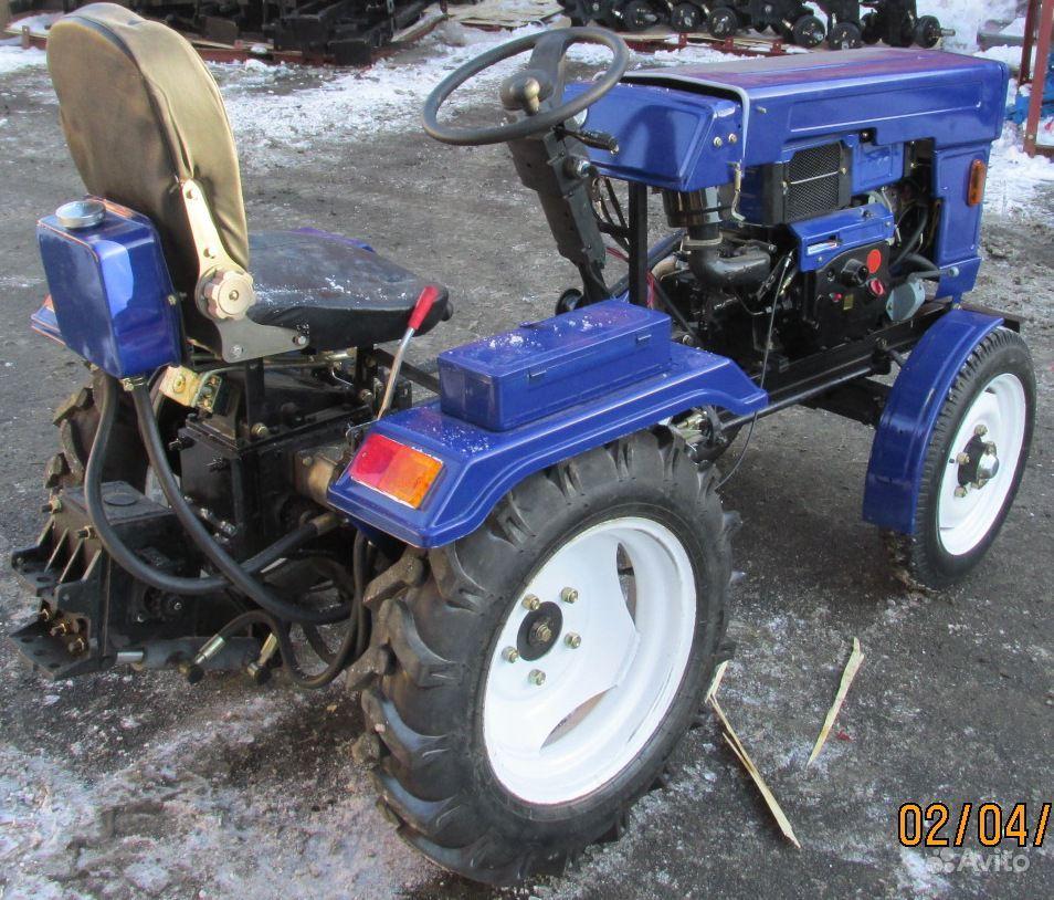 Бу трактора на авито татарстан