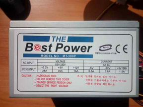 Схема бп the best power