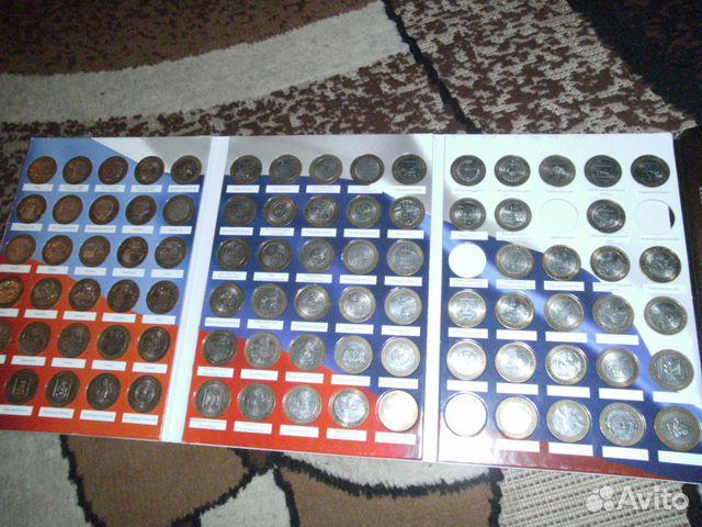 Монеты коллекция г. Самара купить 1