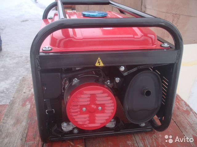 Генератор бензиновый moller генератор