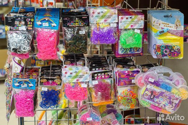 Бесплатные резинки для плетения браслетов