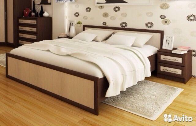 Недорогие кровати фото