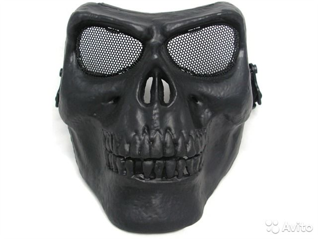 OutdoorMaster Full Face Airsoft Mask  Amazoncom