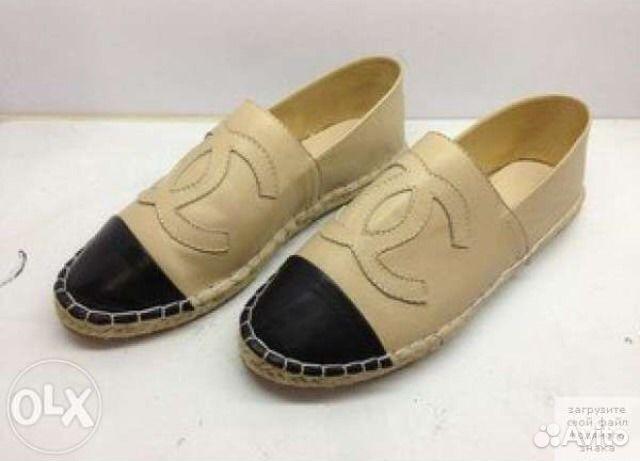 Женская обувь Chanel — купить c доставкой на eBay США