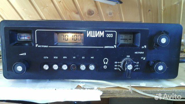 Радиоприёмник Ишим-003