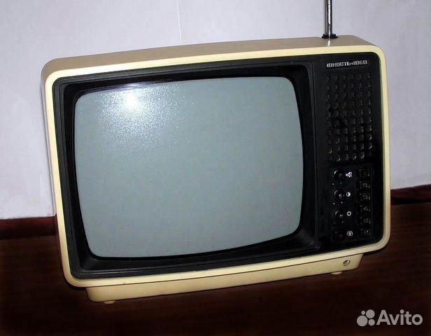 Телевизор Юность на дачу