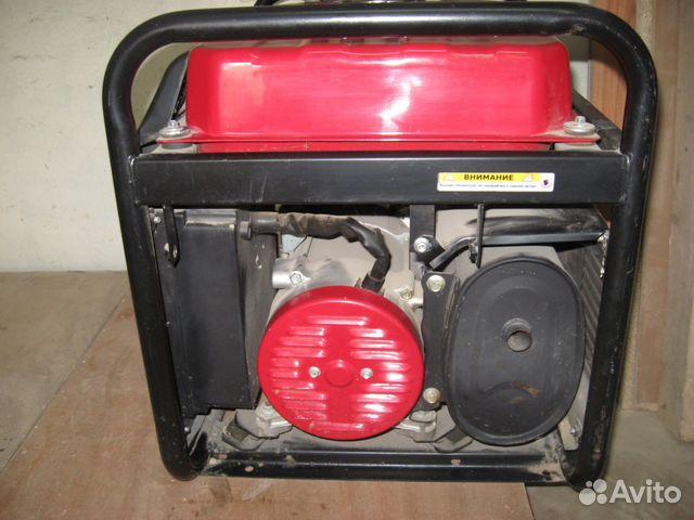 Генератор бензиновый б у цена генератор