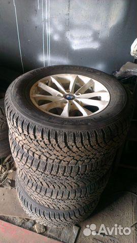 Диски ориг, резина на ограничителях диски без ремонтов цена 20000 89266079740