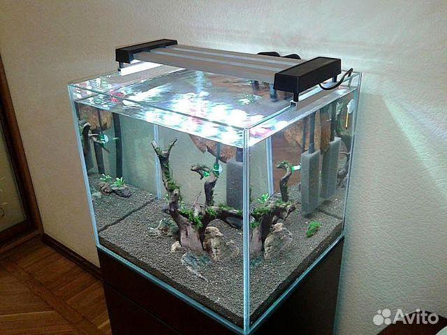 Обработка стекла для аквариума