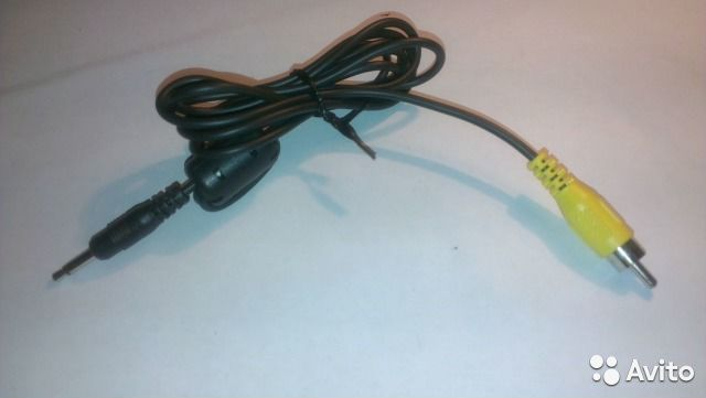 Webcam adapter to rca jacks