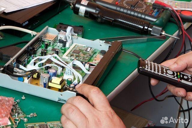 Спутниковые ресиверы ремонт своими руками
