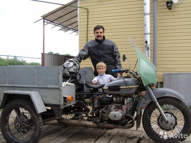 Переделка мотоцикла урал с кузовом своими руками