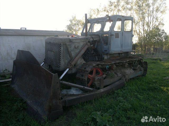 Бульдозер (трактор) Т-100 купить в Республике Башкортостан на Avito