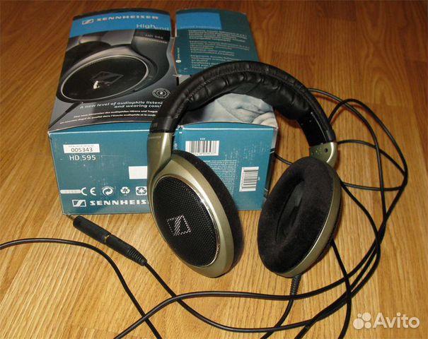 В продаже Наушники Sennheiser HD 595 по выгодной цене c комментариями польз
