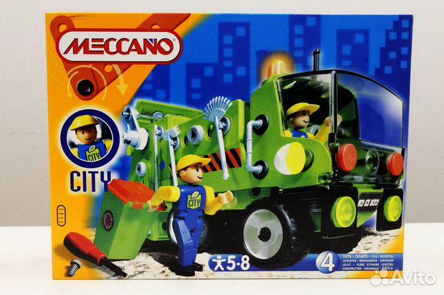 Конструктор Meccano