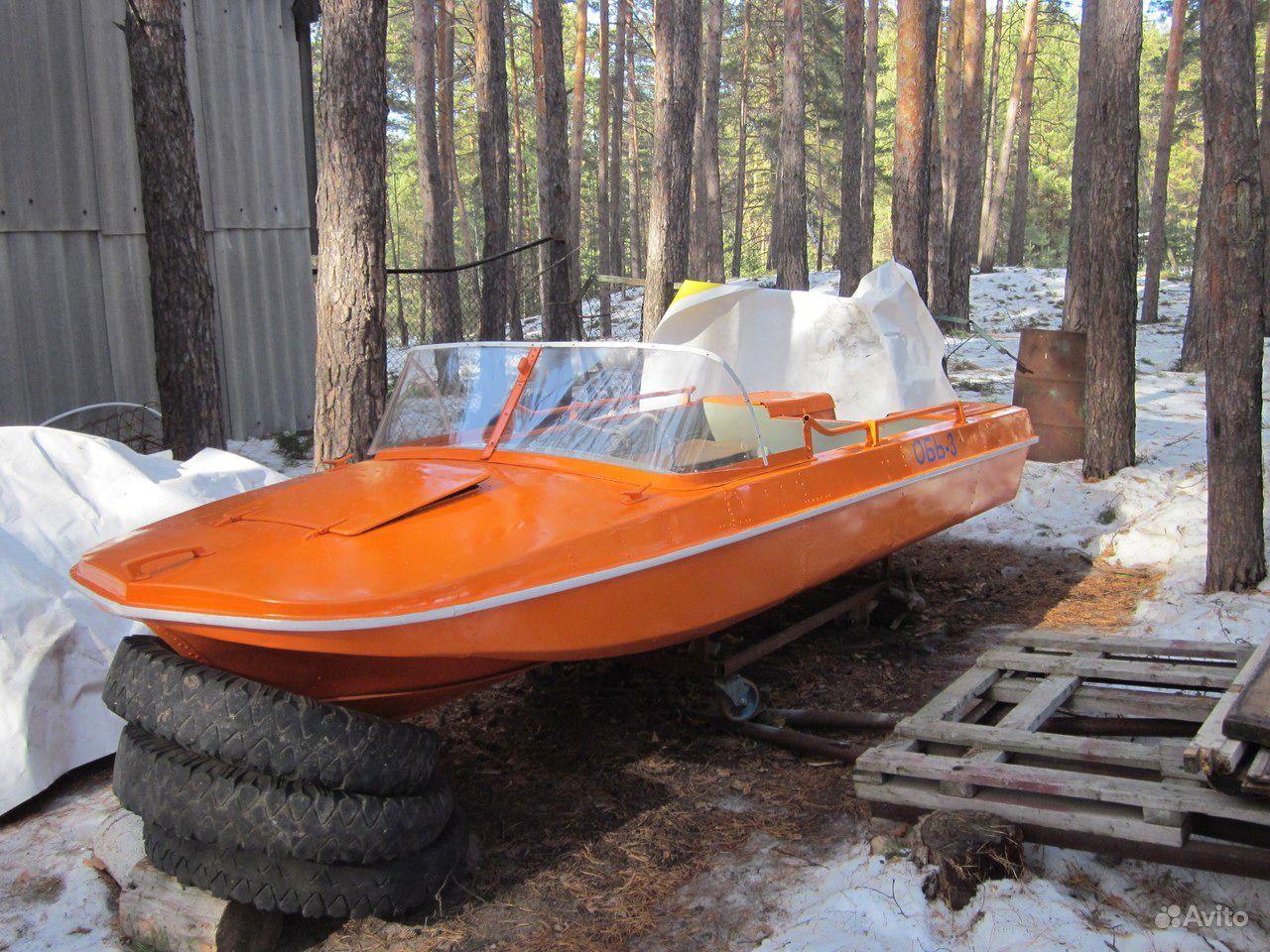 лодка обь 3 цена: