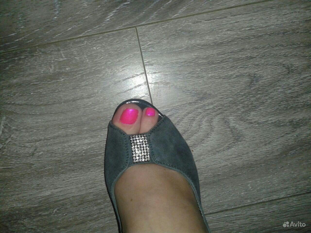 Туфли с открытым мыском и колготки (чулки) - можно или нет