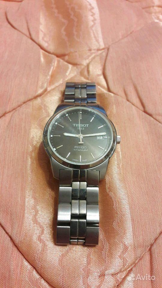 Часы tissot (титановые)   Festima.Ru - Мониторинг объявлений e1a9795eb59