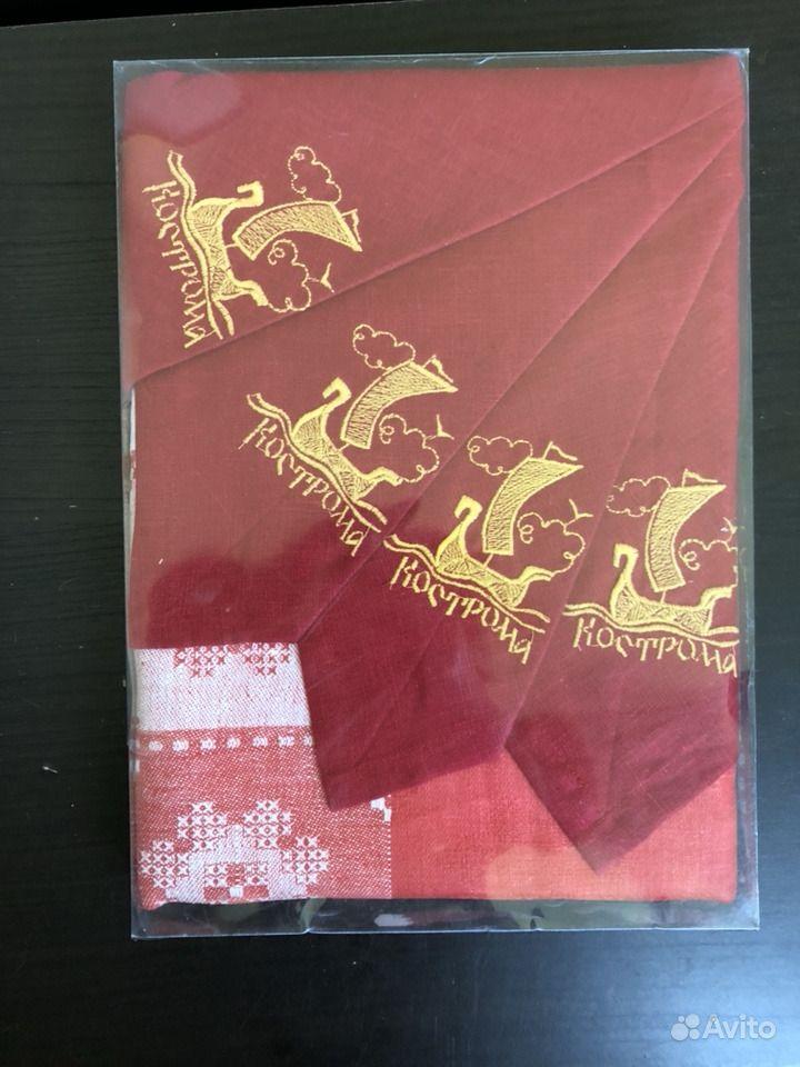 2d7c1bb2727c Новая льняная скатерть с кружевом   Festima.Ru - Мониторинг объявлений