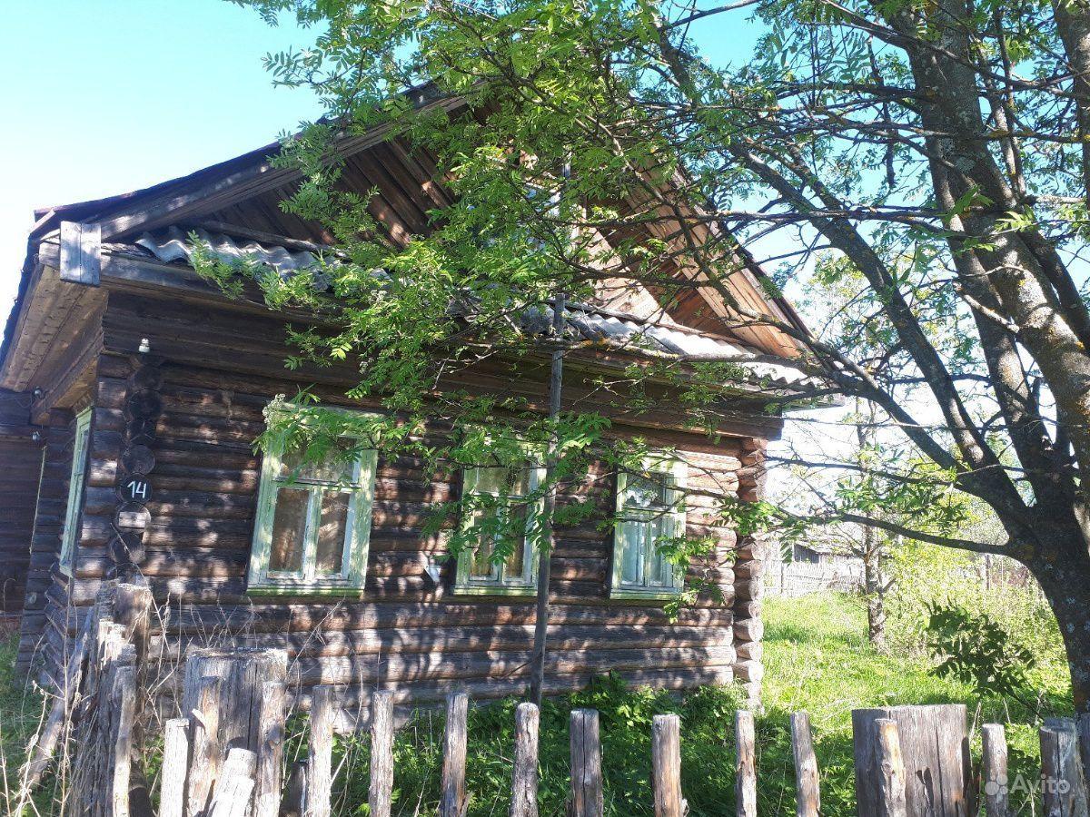 Недвижимость Дома, дачи, коттеджи / Дом 39 м² на участке 15 сот.