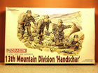 "13 th mountain Division ""Handschar"""
