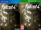 Fallout 4 русская версия PS4/Xbox ONE