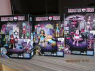 Mega Bloks конструктор Monster High новый