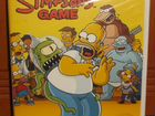 Nintendo Wii Game Игра The Simpsons Game