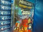 Minecraft Story Mode Sony Playstation 4 PS4