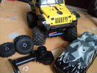 Rc модель - Jeep Rubicon