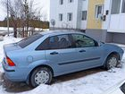 Ford Focus 1.6МТ, 2004, 120000км