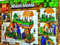 Лего майнкрафт 957 детали