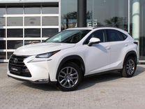 Lexus NX 2.0AT, 2016, 48359км