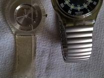 b91b6e1e7273 Пара Наручных часов Swatch Швейцария. бу