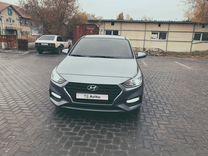 Hyundai Solaris, 2017 г., Воронеж
