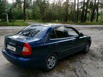 Hyundai Accent, 2008 г., Воронеж