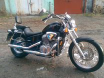 Honda Shadow 600, 2004 год
