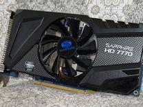 Sapphire Radeon HD 7770 - 1024Mb