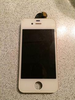 iPhone 4 дисплей объявление продам