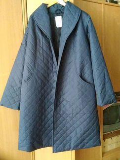 Женское пальто демисезонное новое
