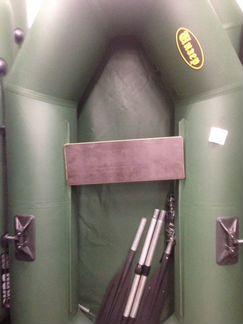 Лодка надувная гребная инзер-1,5 объявление продам