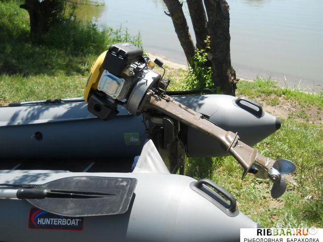 самодельный лодочный мотор с китайским двигателем