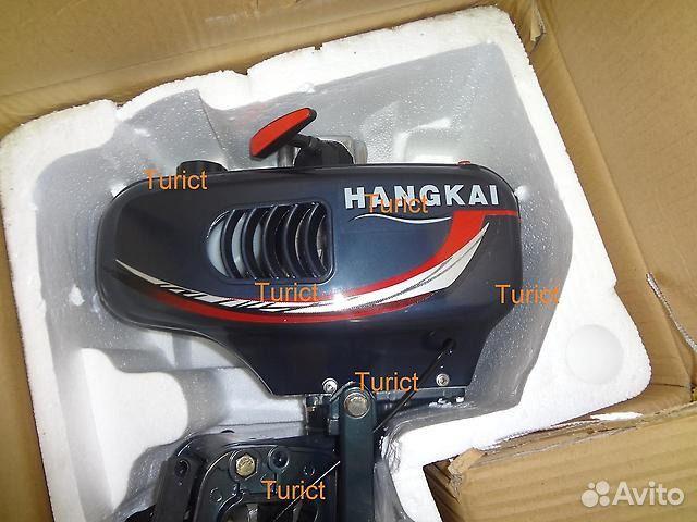 лодочный мотор hangkai 3.5 л.с.с цена