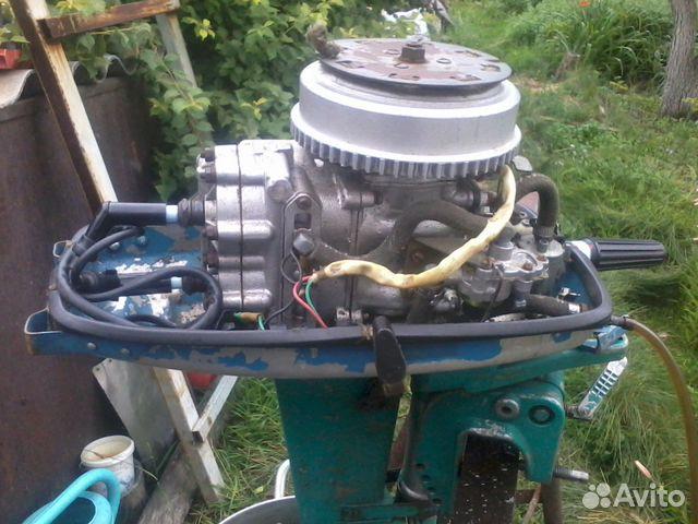 продажа лодочных моторов ветерок во  самаре