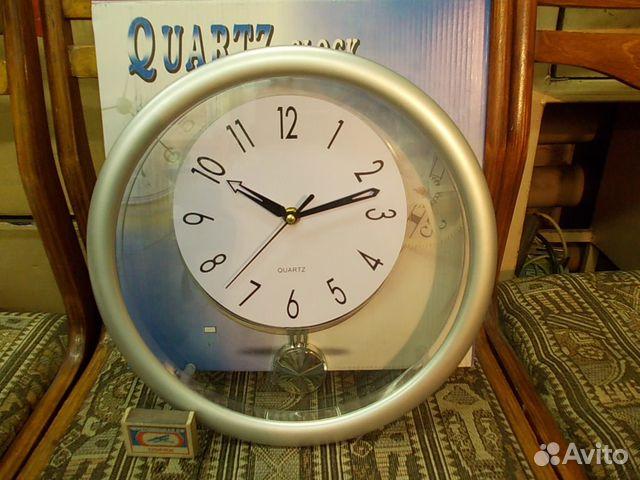 130 Часы с маятником купить в Омской области на Avito