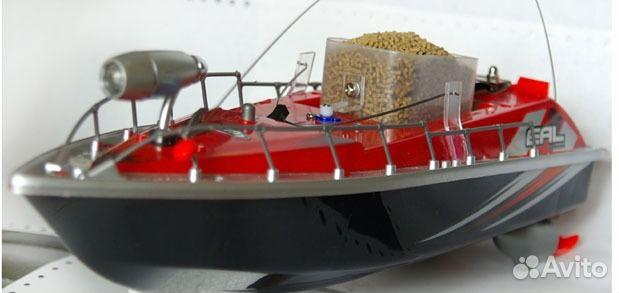 кораблики на пульте управления для рыбалки