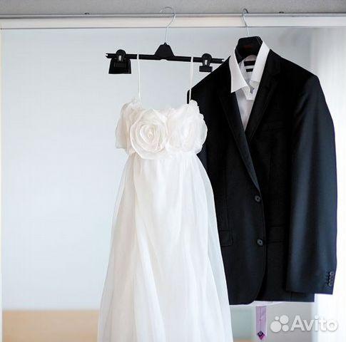 Как отпарить свадебное платье на дому