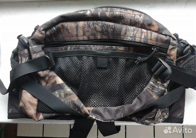 5e302f9158f9 Поясная сумка CampTrails, модель Stealth купить в Москве на Avito ...